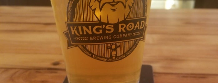 King's Road Brewing Company is one of New Jersey Breweries.