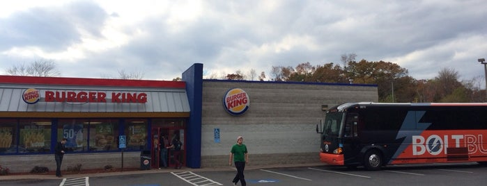 Burger King is one of Alberto J S : понравившиеся места.