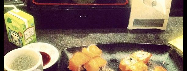 Genki Sushi is one of Locais curtidos por Meri.