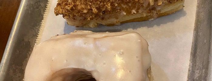 NOLA Doughnuts is one of Portland.