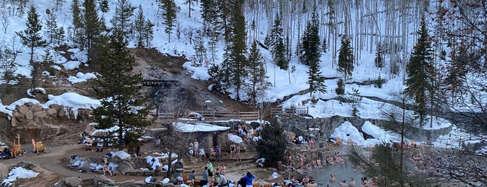 Strawberry Park Hot Springs is one of Colorado Tourism.