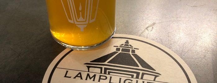 Lamplighter Brewing Co. is one of Orte, die Alex gefallen.