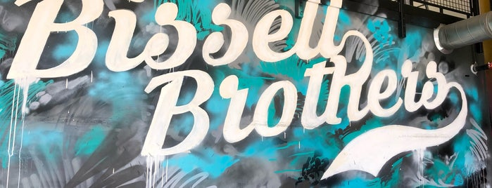 Bissell Brothers Brewing Co is one of Lieux qui ont plu à Cole.