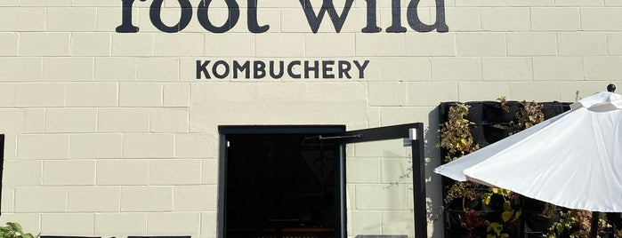Root Wild Kombuchery is one of Northeast Roadtrip.