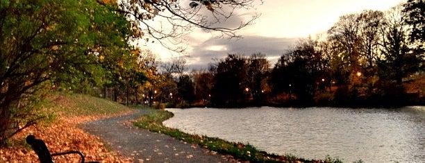 Washington Park is one of NY and VT.