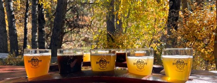 Rock Cut Brewing Company is one of Colorado.