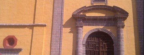 parroquia santa maria magdalena tepetlaoxtoc is one of Posti che sono piaciuti a Hilda.