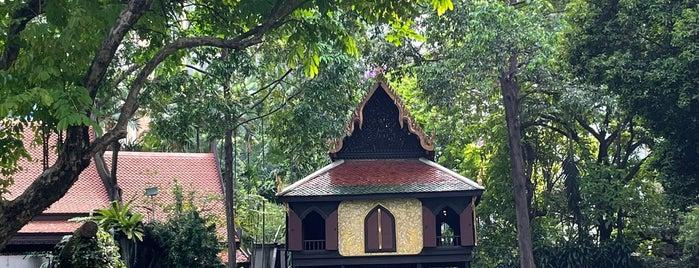 Suan Pakkad Palace is one of Bangkok to do.