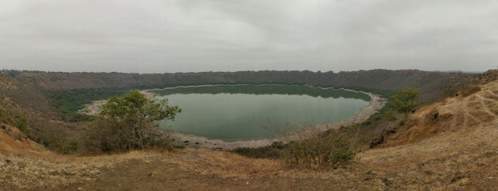 Lonar Crater is one of Guide to Aurangabad district by ŠKODA.