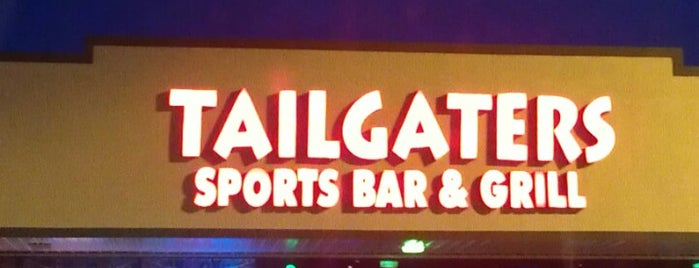 Tailgater's Sports Bar & Grill is one of Music Venues.