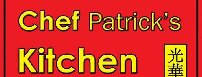 Chef Patrick's Kitchen is one of Lieux qui ont plu à Vernice.