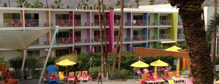 The Saguaro Poolside is one of Living in Southern California.