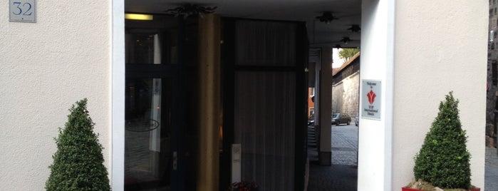 Dürer-Hotel is one of Nürnberg, Deutschland (Nuremberg, Germany).