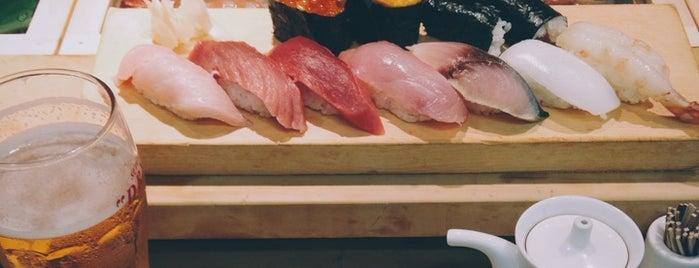 Tsukiji Itadori Bekkan is one of Tokyo Eats.