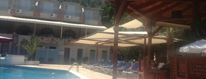 Hotel Mavi Deniz is one of HOLYDAYS.