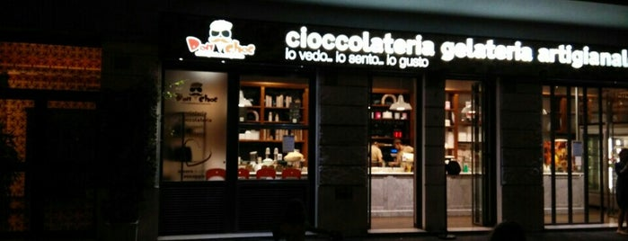 Don Choc is one of Gelaterie Roma.