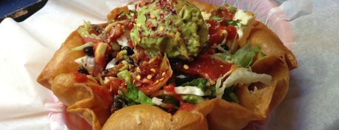 Beach Burrito Company is one of Syd.