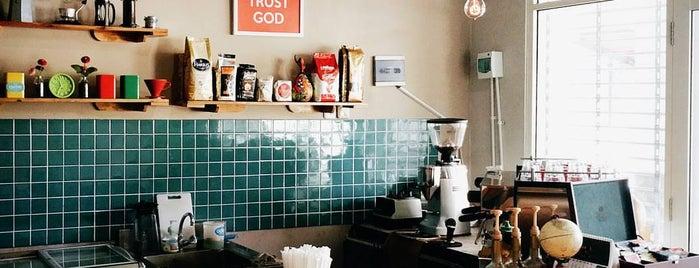 Bandung Coffee Shops 2017