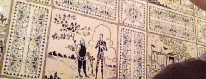 Taberna el Doblao is one of AUnaMilla (2).