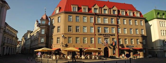 Savoy Boutique Hotel is one of Orte, die Joonas gefallen.