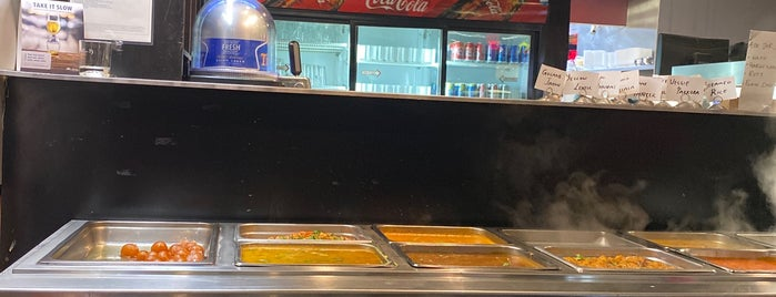 Dosa And Curry On Davie is one of Mint 님이 좋아한 장소.