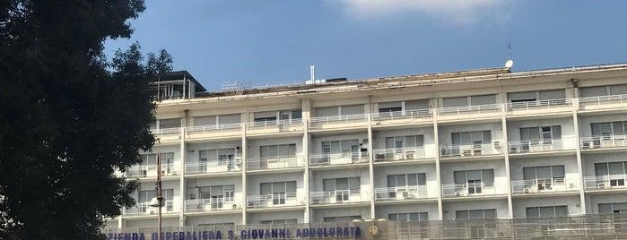 Azienda Ospedaliera San Giovanni-Addolorata is one of Roma LGBT.