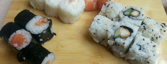 Sushi Lovers is one of PolvitoMorado : понравившиеся места.