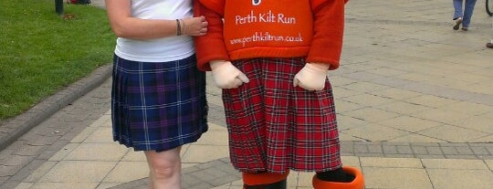 Perth Kilt Run is one of Tempat yang Disukai DAS.