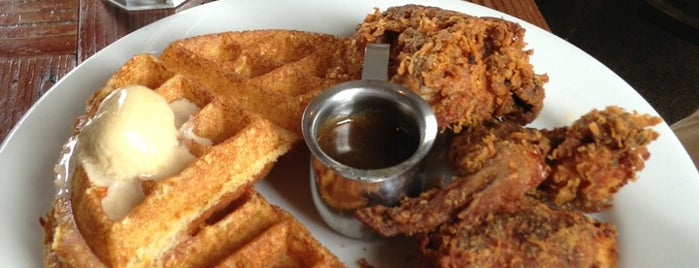 Brown Sugar Kitchen is one of Celebrating Black Chefs + Restaurateurs.