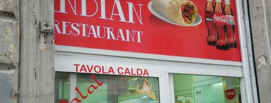 halal indian restaurant & food is one of Halal Eating Places in Rome.