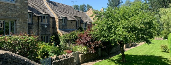 Burford is one of Part 1 - Attractions in Great Britain.