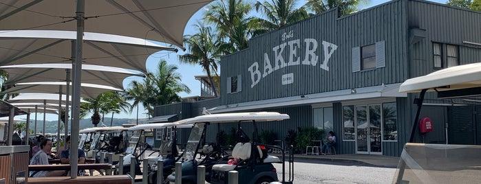 Bob's Bakery is one of Hamilton Island.