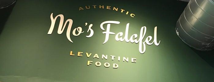 Mo's Falafel is one of Nederland 🇳🇱.