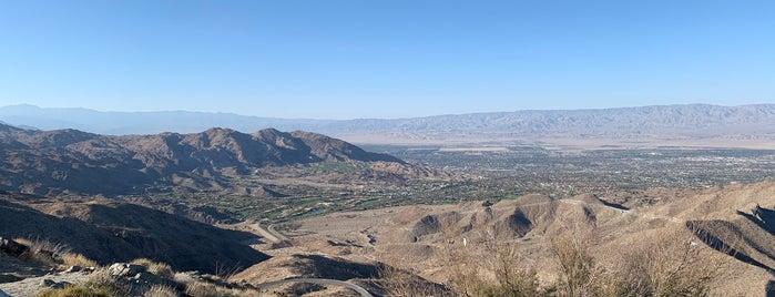 Coachella Valley Vista Point is one of PSP.