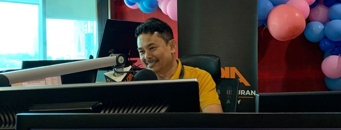 Suria FM is one of b.