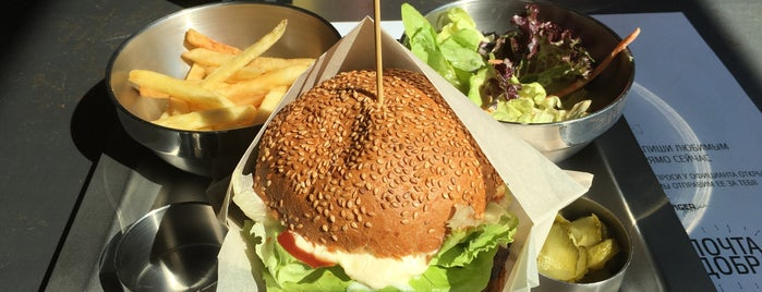 The Burger Mexico is one of Lugares favoritos de Max.