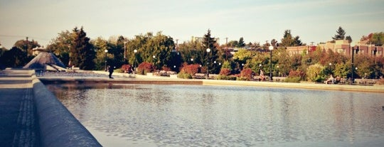 Cal Anderson Park is one of Seattle's Best Great Outdoors - 2012.