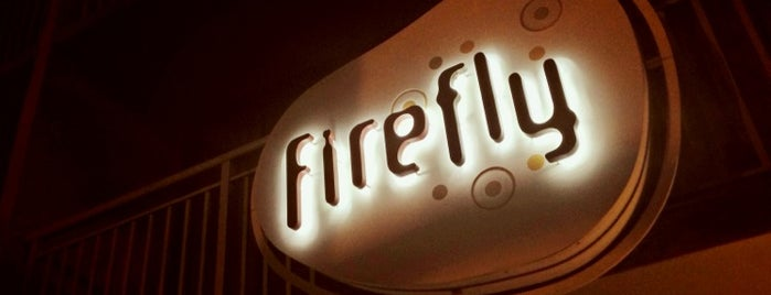 Firefly is one of DC Bucket List 2.