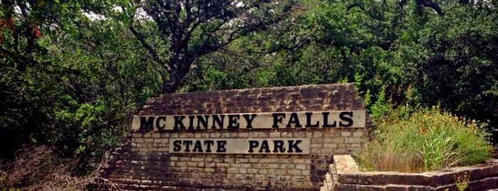 McKinney Falls State Park is one of Austin Trip.