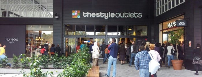 Sevilla The Style Outlets is one of Outlets Europe.
