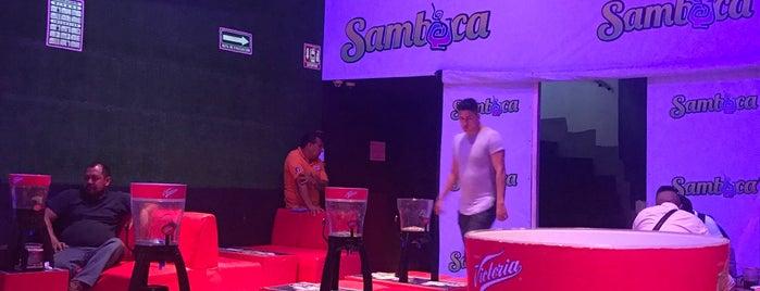 Bar Sambuca is one of Tragos coquetos.
