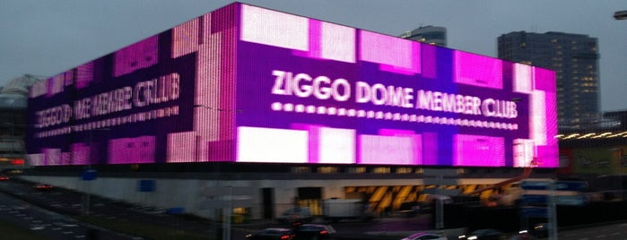 Ziggo Dome is one of Concerts.