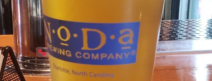 NoDa Brewing Company North End is one of Breweries or Bust 2.