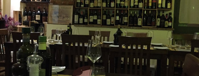 Osteria Pasqualino Gubitosa is one of Italien.
