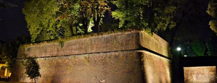 Le Mura di Lucca is one of Travel.