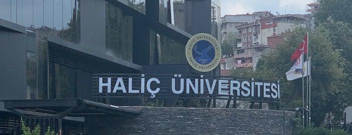 Haliç Üniversitesi Sütlüce Kampüsü is one of Eğitim de eğitim 📚.