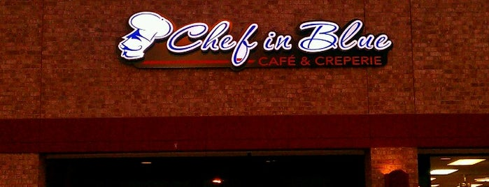 Chef in Blue is one of DFW Breakfast.