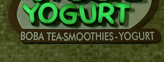J'Adore Yogurt is one of I've Cream.
