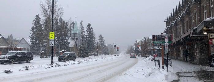 Banff is one of Orte, die Karen gefallen.