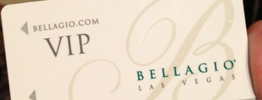 Bellagio VIP Lounge is one of Walterさんの保存済みスポット.